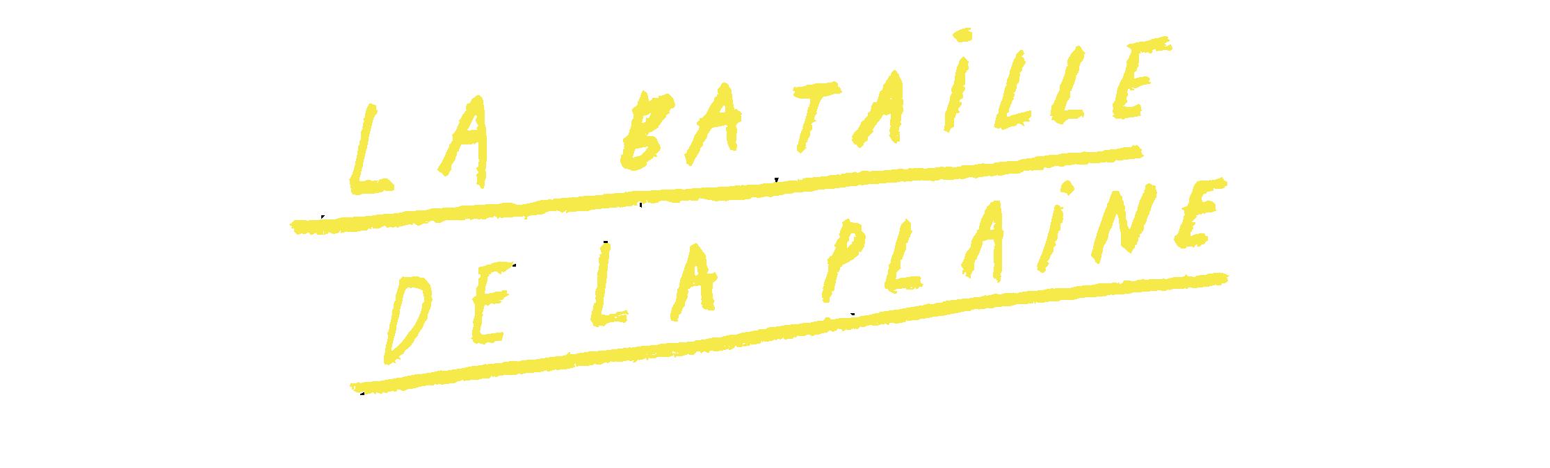 Primitivi présente : La Bataille De La Plaine